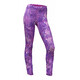 The North Face W's Motus III Tights Wood Violet Oil Spill Print